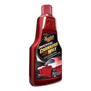 Meguiars Deep Crystal Carnauba Wax (Step 3)