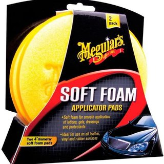 Meguiars High Tech Applicator Pad (2er)