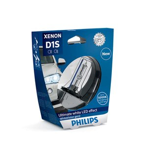 D1S 5000K Philips WhiteVision gen2