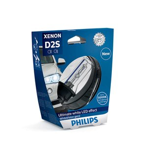 D2S 5000K Philips WhiteVision gen2