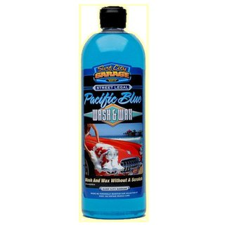 Surf City Garage Pacific Blue Wash & Wax - Shampoo 950ml