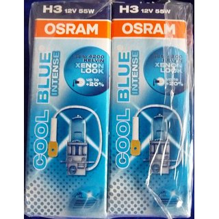 Osram Cool Blue Intense H3