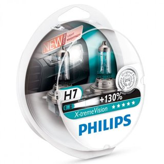 Philips X-treme Vision +130 H7