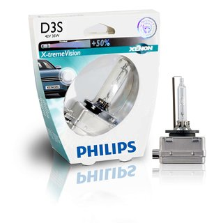 D3S 4800K Philips XtremeVision