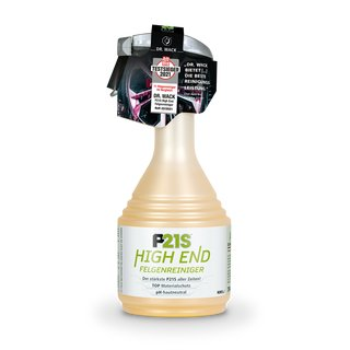P21S HIGH END Felgenreiniger 750 ml